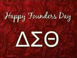 HaPPy 102nd Founder's Day to my Sorors of Delta Sigma Theta Sorority!  ΔΣΘ ♥ 01.13.13 - 01.13.15 A.D.