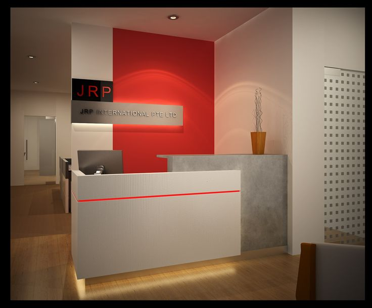 Rhythms of Papagyi: Office Reception Design