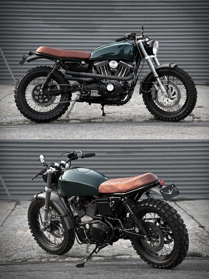 Harley Scrambler H-1 | by VDBMOTO