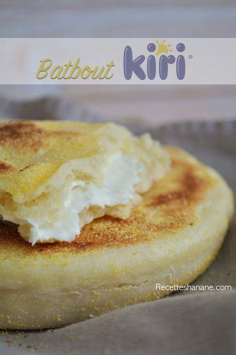 Le Batbout est un pain traditionnel Marocain, préparé à base de semoule fine et de farine. Sa particularité? c'est la cuisson qui se fait à la poêle, la préparation prend peu de temps (10 minutes de p