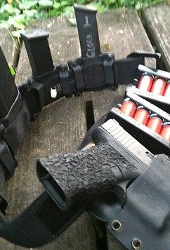 Zero Engineering 3-gun holster kit