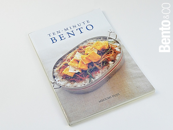 Ten Minute Bento. A book on easy bento meals at Bento and Co.