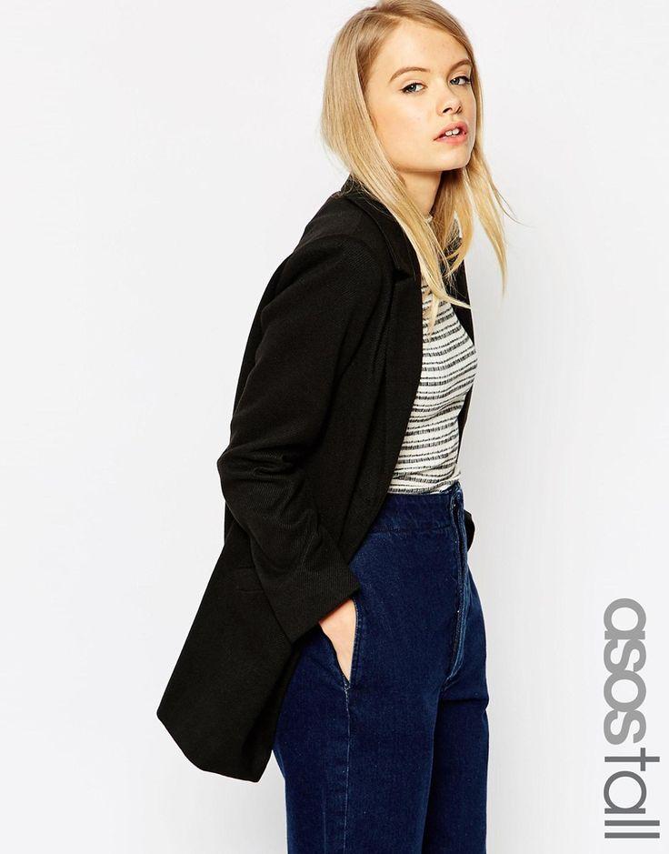 ASOS TALL Ultimate Slim Coat