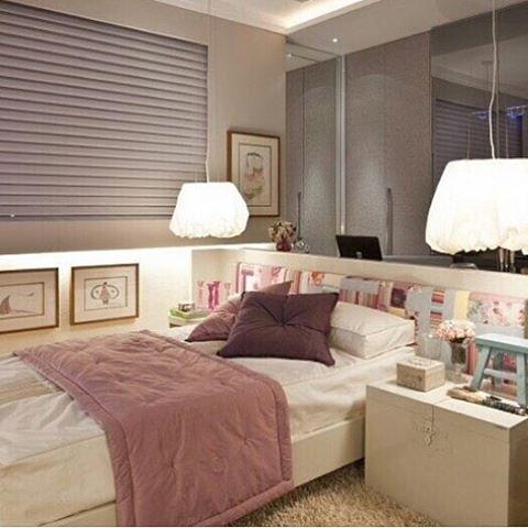 Quarto para adolescente ! Lindo! #show #top #decorations #decoração #decor #decorations #decorating #instadecor #interiores #instadesign #instacollage #quarto #quartofilha#rosa