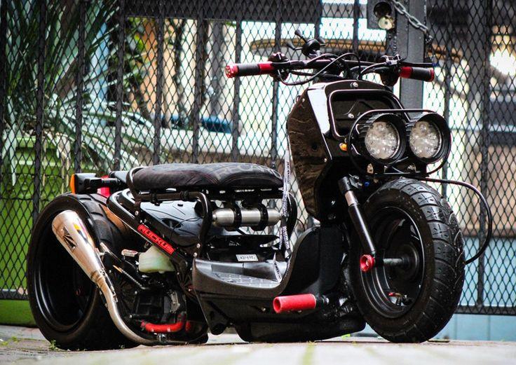 Honda Ruckus. http://totalruckus.com/phpBB3/viewtopic.php?f=12&t=38190&start=2460