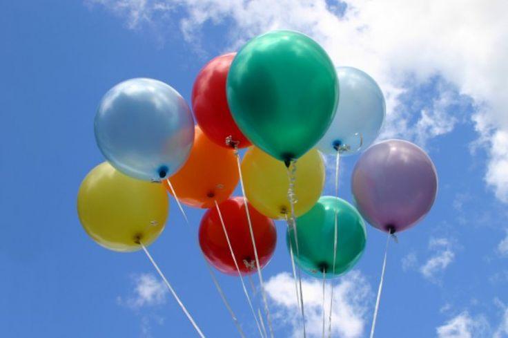 Прибыльный бизнес… на воздушных шариках!