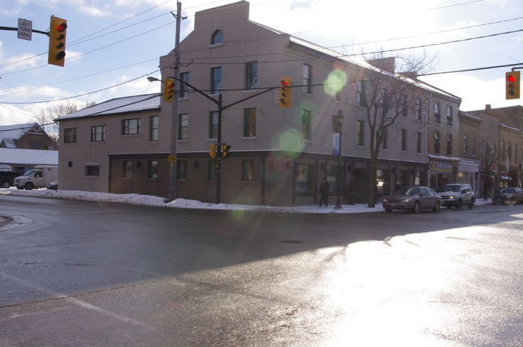 The Former Derby Inn In Strathroy The New Owner Is Being