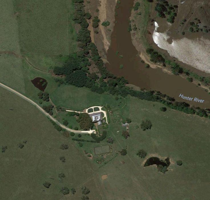 Aberglasslyn House, NSW