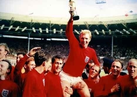1966 World Cup winners, England. #Legends