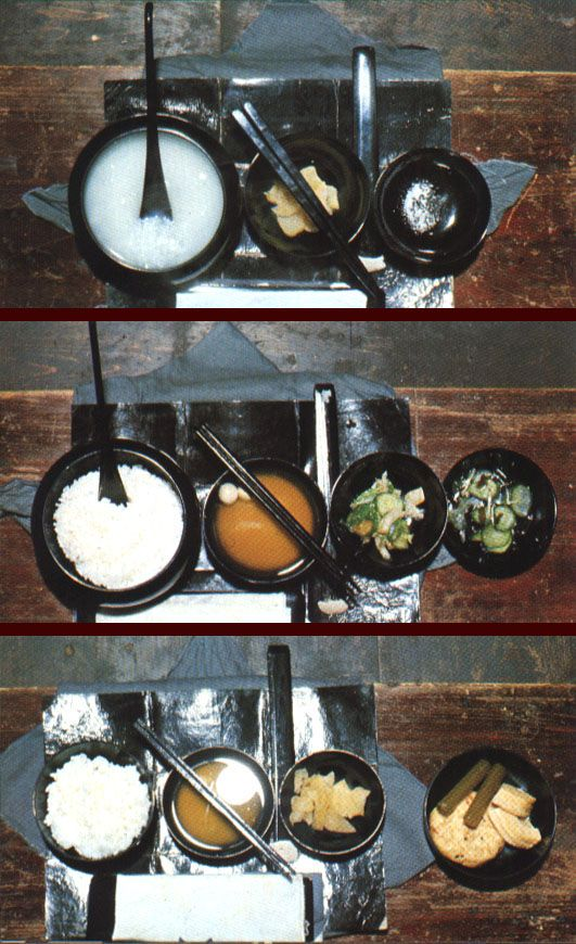 Oryoki (The Practice of the Soto Zen Eating Bowl) + Instructions for the Tenzo by Dogen