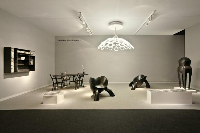 Carpenters Workshop Gallery   Fairs   Pavilion of art & design / paris 2012