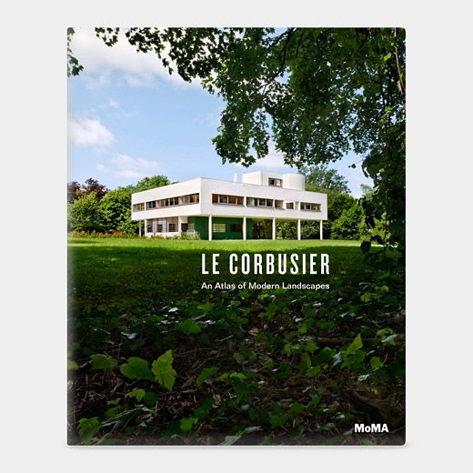 Le Corbusier: An Atlas of Modern Landscapes | MoMA Store