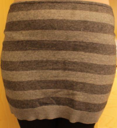 MDdesign: Redesign genser til skjørt (MD Design)