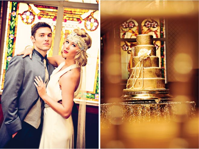 Great Gatsby Wedding Inspiration: All that Glitters is Gold - Belle the Magazine . The Wedding Blog For The Sophisticated Bride