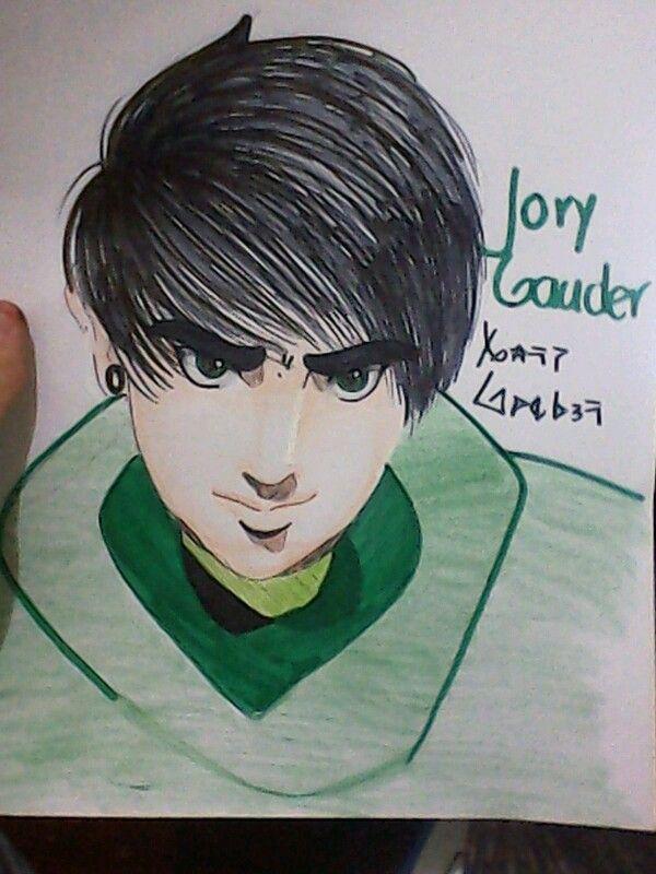 Jory Gander Ayshane.