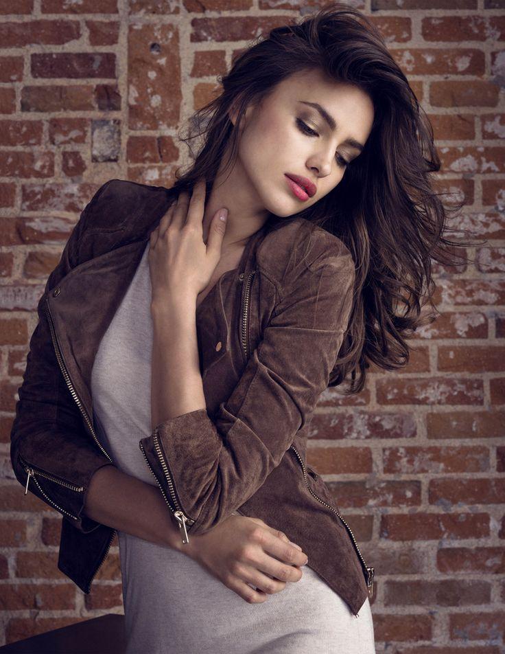 Irina Shayk for XTI FW 2014   eleroticariodenadie