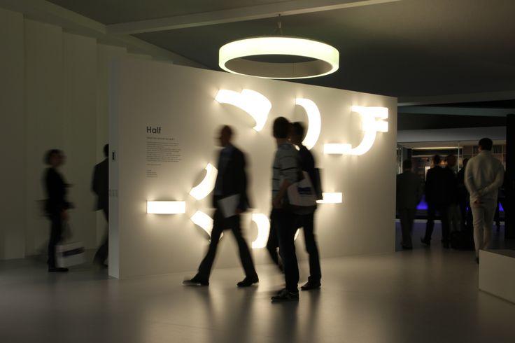 Half, nueva colección de Norlight #iluminacion #interiorismo