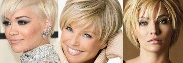 Ben jij dol op blonde korte kapsels? Check dan deze zeer vrouwelijke blonde korte kapsels eens!