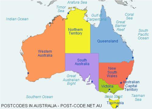 Postcodes in Australia