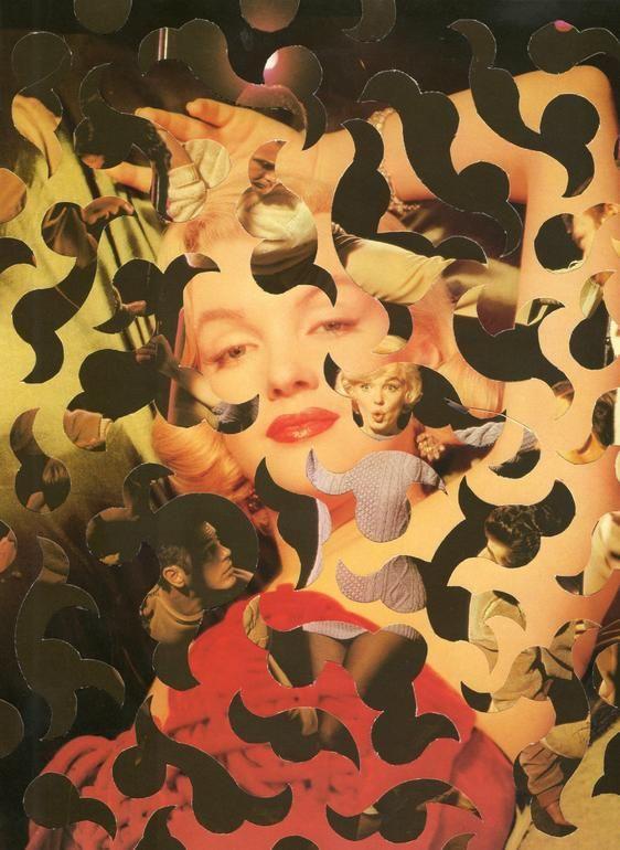 Joao Galrao - R.I.P. Monroe 2012Joao Galrao, Assemblage Art, Marilyn Monroe, Artists Joao, Saatchi Online, Online Artists, Art Collage, 2012Paper Assemblage, Collage Inspiration