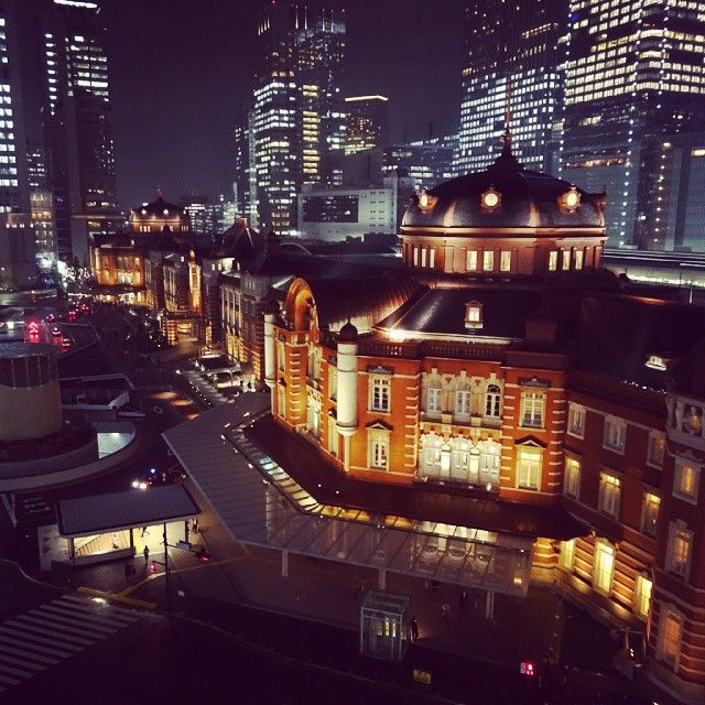 東京駅 (Tokyo Sta.) ใน 千代田区, 東京都