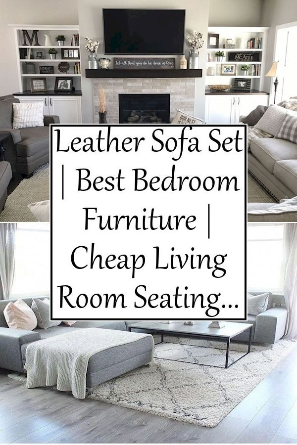 Leather Sofa Set Best Bedroom Furniture Cheap Living Room Seating In 2020 Living Room Furniture Leather Sofa Set Living Room Seating