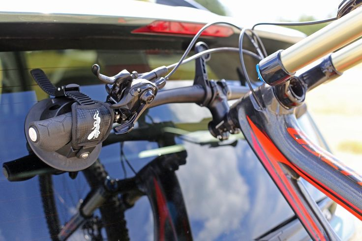 """Our Hornet 1-bike rack is a small-scale revolution. We call it the """"Smallest Bike Rack in the World"""" because it is. The Hornet is so compact that it fits into a"""