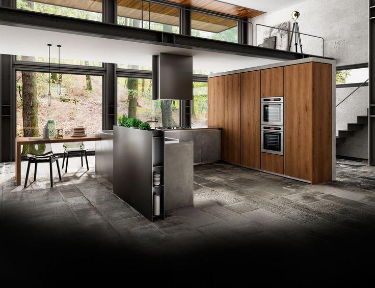 Cucine Lube cucine lube o arredo3 : 17 migliori idee su Cucine Moderne su Pinterest | Progettazione di ...