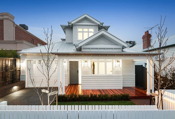 Stunning Sunday: Brand new weatherboard for sale in Essendon, Melbourne,VIC