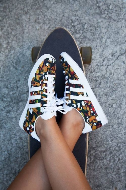 Skater Style, Adidas Farm collection (Brazil)
