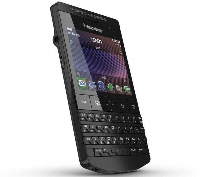 Porsche design Blackberry smartphone
