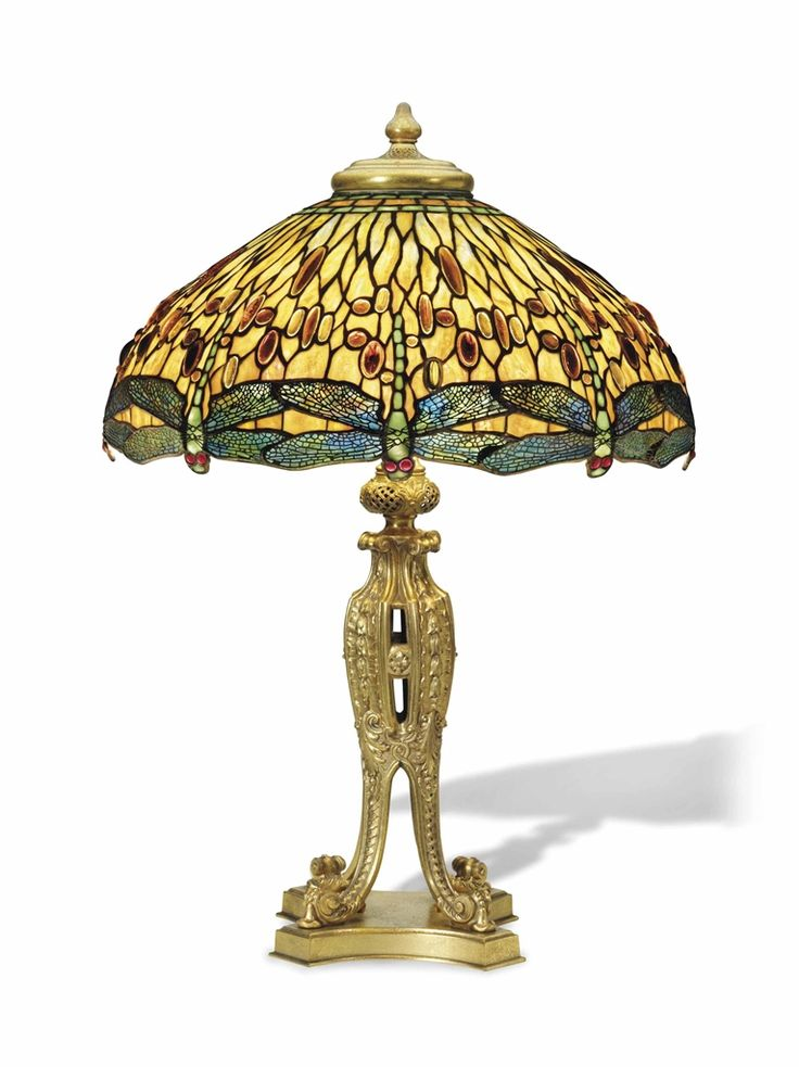 1000 images about lamps stained glass on pinterest for 1908 studios tiffany blue dragonfly floor lamp