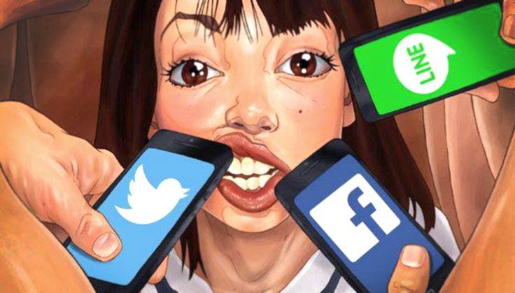 """"""" I social media danno diritto di parola a legioni di imbecilli che prima parlavano al bar dopo un.."""