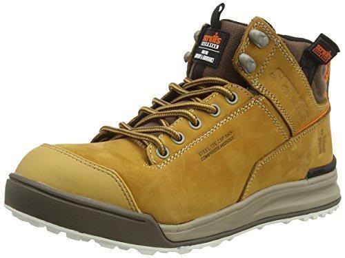 Oferta: 94.9€ Dto: -41%. Comprar Ofertas de Scruffs Switchback Sb-P - Zapatos de seguridad para hombre, color amarillo, talla 46 EU ( 11 UK ) barato. ¡Mira las ofertas!