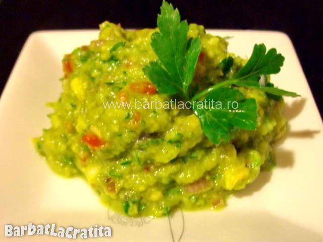 Guacamole - Sos de avocado
