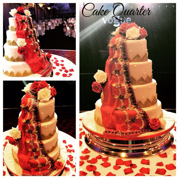 Mehndi Cake Birmingham : Best images about asian wedding cakes on pinterest