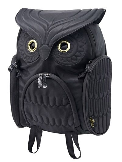 Mini Leisure Cartoon Owl College Backpack only $30