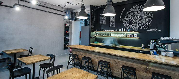Brno, Industra coffee
