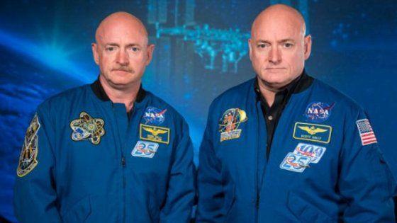 I gemelli spaziali non sono più identici: il codice genetico di Scott si è modificato