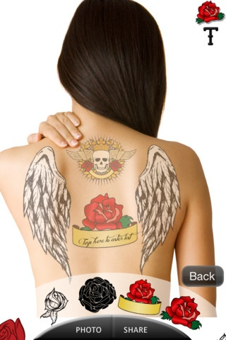17 best images about modiface mobile apps on pinterest for App for tattoos