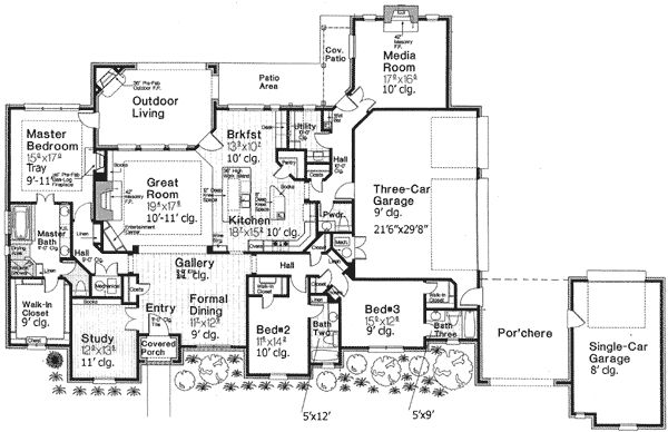 Everything On One Floor