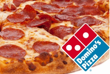 40% off Regular Priced Order at Domino's Pizza - Hungry and looking for a great deal? Call Domino's now and receive 40% off your regular priced order! 6 locations available!