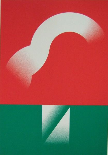 Graphic design by Ikko Tanaka. Just wonderful. More on him here: http://www.itsnicethat.com/articles/ikko-tanaka