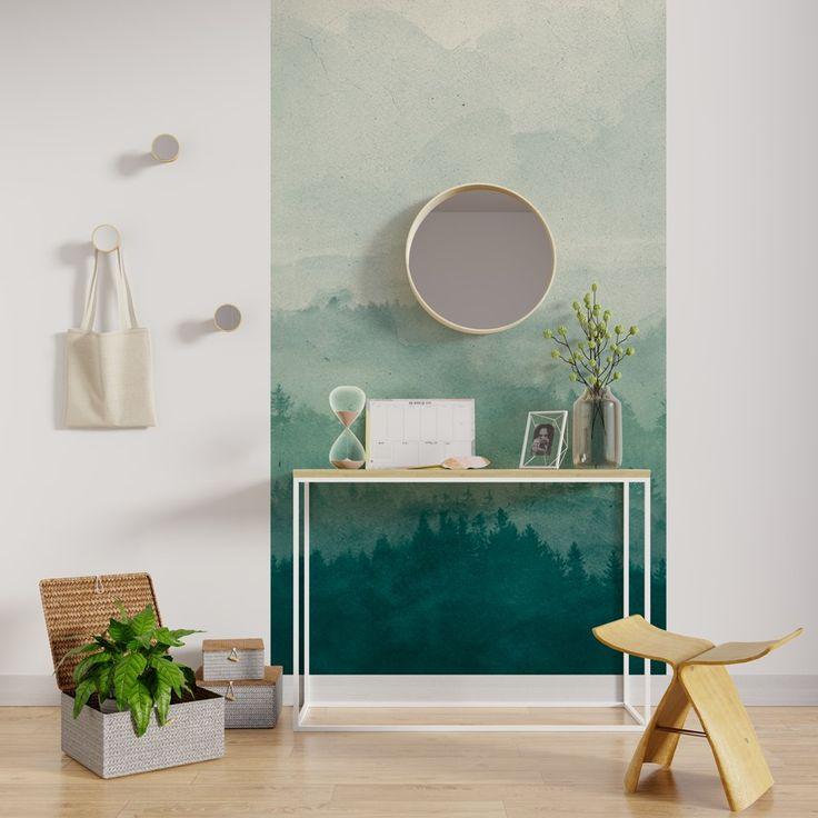 Decor Mural Numerique L Landscape 159 X 280 Cm En 2020 Parement