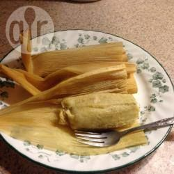 Tamales verdes @ allrecipes.com.mx