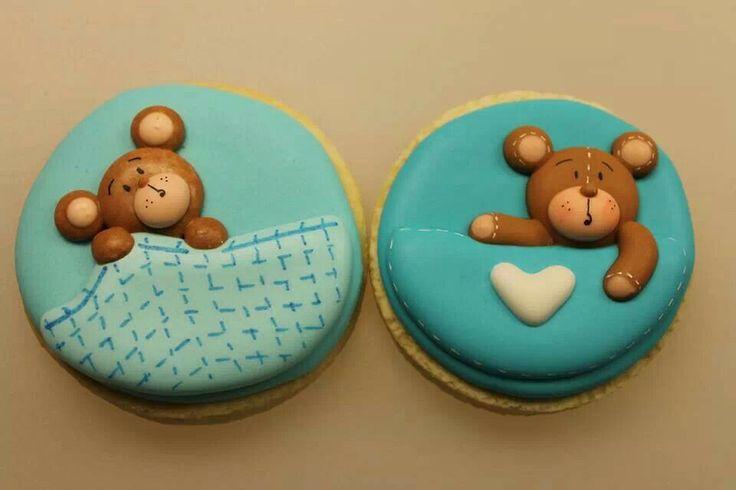 <3~ Precious & Tender Moments -=- Tiernos Ositos, Sweet Teddy Bear Cookie Adorables !! ~<3