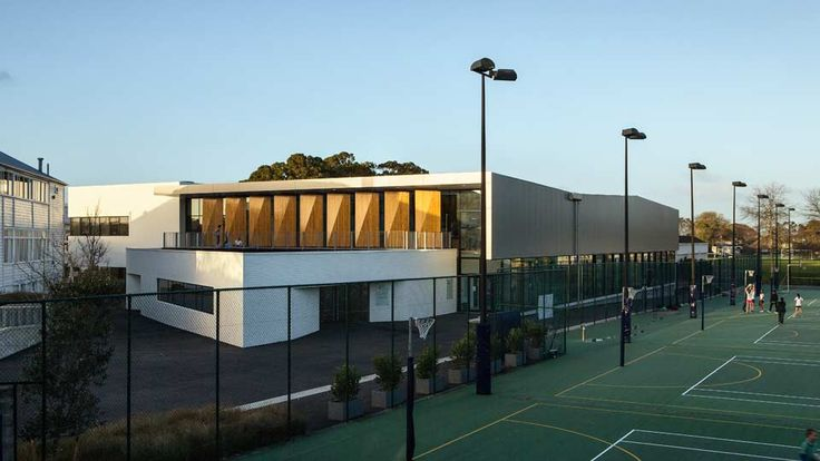 St Cuthberts school pool building designed by Architecture HDT New Zealand.  http://architecturehdt.co.nz/pools/