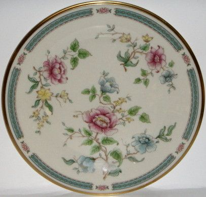 Lenox Morning Blossom  This is my wedding china