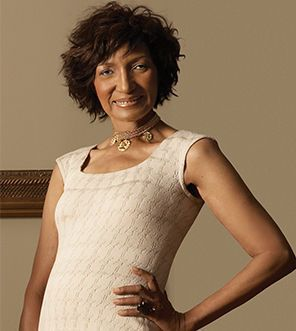 """Evancia Davis, 72 - featured in Essence magazine's 2008 Ageless Beauties. She likes to ski, retired administrative assistant, mother, shopper, gospel music lover; Chicago  Davis strongly believes that """"You can't just sit around."""" She practices what she preaches through skiing, volunteering, shopping and traveling."""