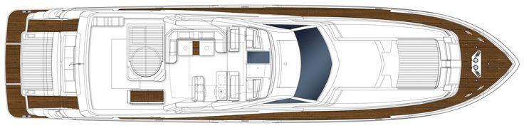 Ferretti Yacht 960 - Sundeck